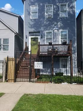 1729 N Fairfield, Chicago, IL 60647