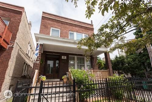 1614 W Roscoe Unit 2, Chicago, IL 60657 Lakeview