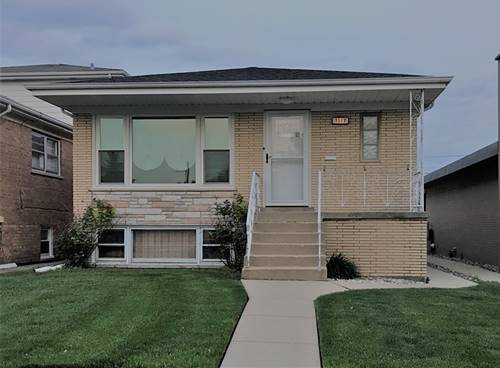 7517 W Strong, Harwood Heights, IL 60706
