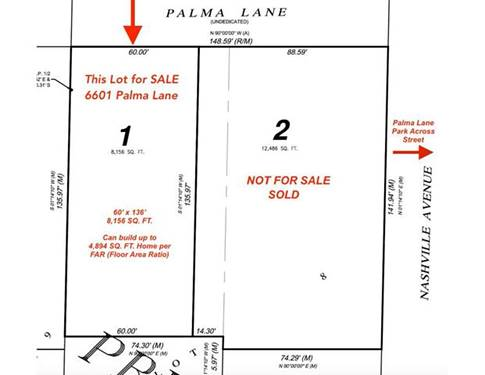 6601-LOT Palma, Morton Grove, IL 60053
