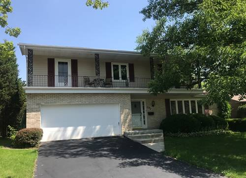 293 Columbine, Clarendon Hills, IL 60514