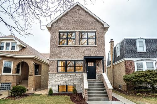 5718 N Leonard, Chicago, IL 60646