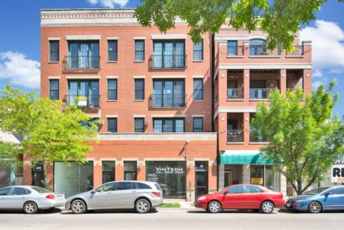 1836 W Belmont Unit 3, Chicago, IL 60657 Roscoe Village