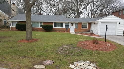 1456 Tyrell, Park Ridge, IL 60068