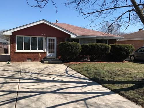 9715 Oak Park, Oak Lawn, IL 60453