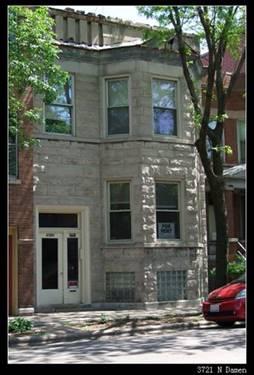 3721 N Damen Unit 1, Chicago, IL 60618 North Center