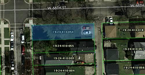 6801 S Maplewood, Chicago, IL 60629