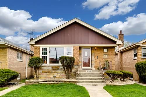8128 S Francisco, Chicago, IL 60652