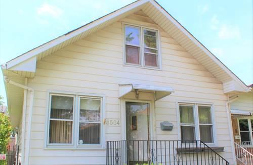 3504 N Oak Park, Chicago, IL 60634