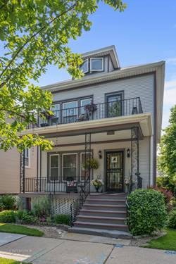 4128 N Campbell, Chicago, IL 60618