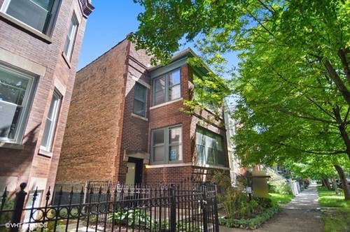 2318 W Winnemac, Chicago, IL 60625 Ravenswood