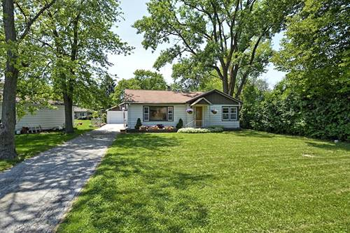 207 E Rust, Willow Springs, IL 60480