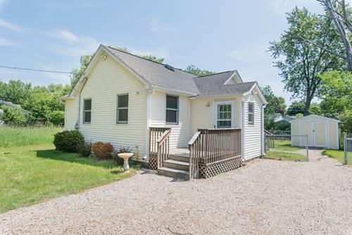 306 S Sheridan, Lakemoor, IL 60051