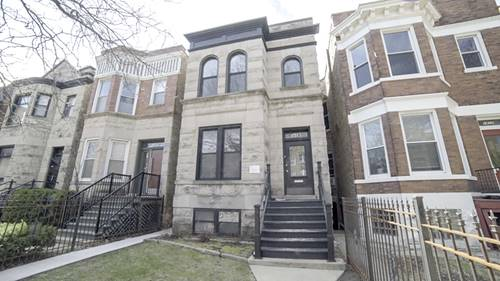 1513 W Addison Unit G, Chicago, IL 60613 Lakeview