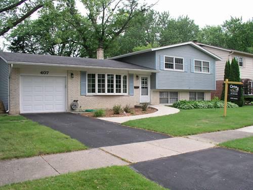 407 W Braeside, Arlington Heights, IL 60004