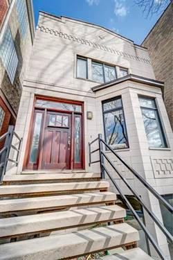 3123 N Clifton, Chicago, IL 60657