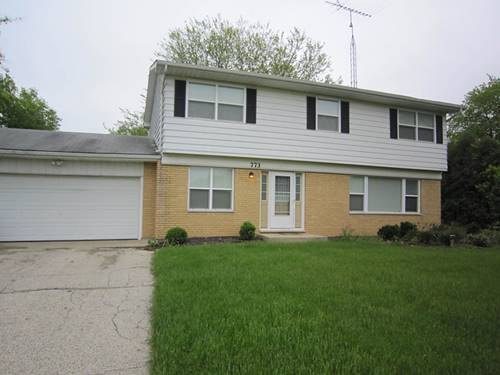 773 Highview, Antioch, IL 60002