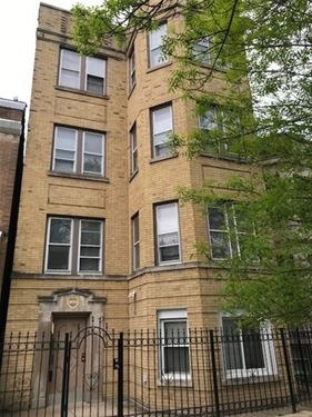 1650 N Richmond Unit 1, Chicago, IL 60647