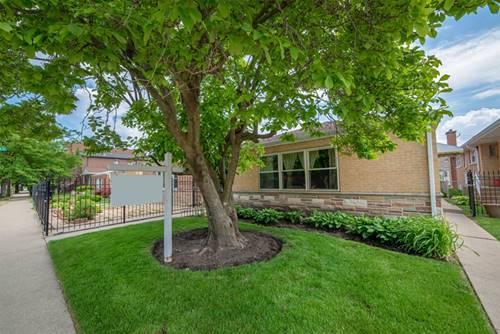2731 W Bryn Mawr, Chicago, IL 60659