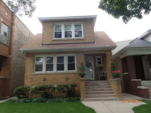 4310 N Mason, Chicago, IL 60634
