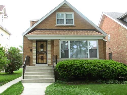 4951 N Moody, Chicago, IL 60630