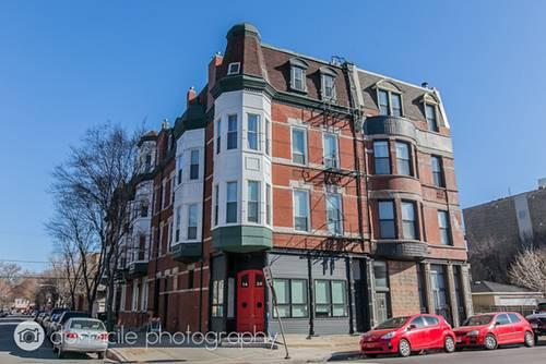 1436 W Erie Unit 3B, Chicago, IL 60642 Noble Square