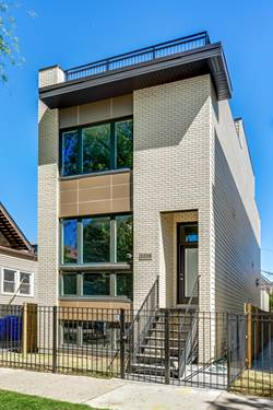 2236 W Shakespeare, Chicago, IL 60647 Bucktown