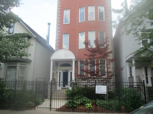 3141 N Racine Unit 1, Chicago, IL 60657 Lakeview