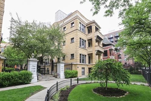 722 W Sheridan Unit 3S, Chicago, IL 60613 Lakeview