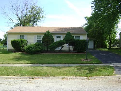 4729 Laurel, Richton Park, IL 60471