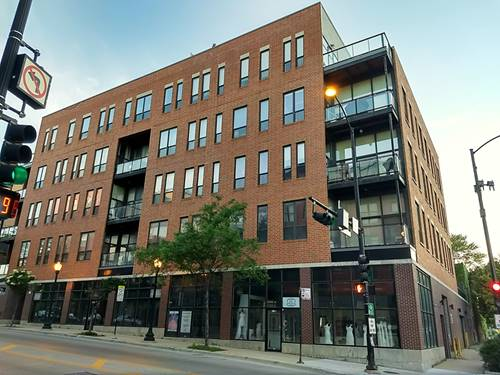 1610 S Halsted Unit 503, Chicago, IL 60608