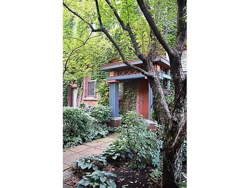 1701 W Terra Cotta Unit E, Chicago, IL 60614 West Lincoln Park