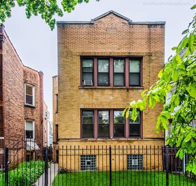 2934 W Fletcher, Chicago, IL 60618