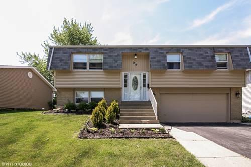 77 W Drummond, Glendale Heights, IL 60139
