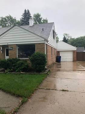 4049 Wainwright, Oak Lawn, IL 60453