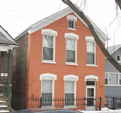 3436 S Bell, Chicago, IL 60608