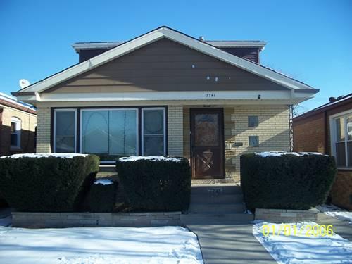 7741 S Christiana, Chicago, IL 60652