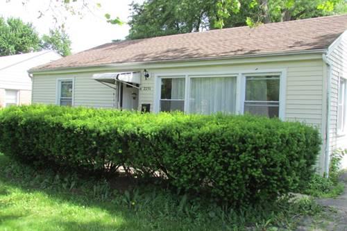 2231 Harrison, Glenview, IL 60025
