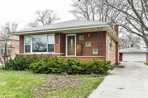 10624 Lawler, Oak Lawn, IL 60453