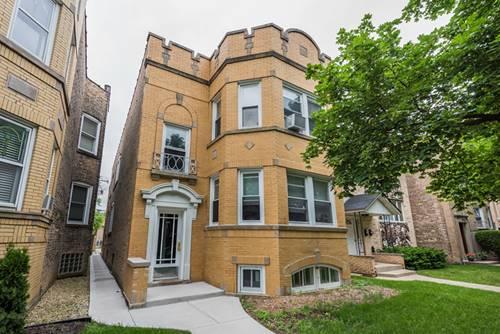 5722 N Richmond, Chicago, IL 60659