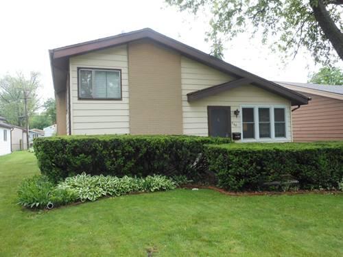 546 N Wisconsin, Villa Park, IL 60181