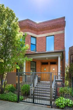 3614 N Bell, Chicago, IL 60618 North Center