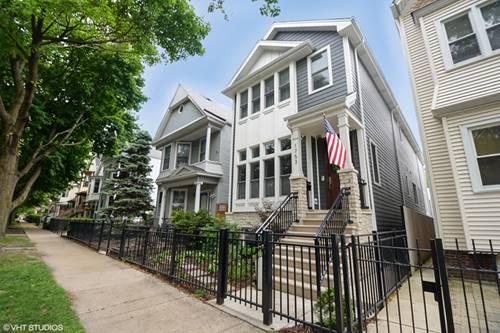 1753 W School, Chicago, IL 60657 Roscoe Village