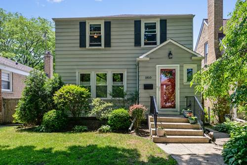 1810 Madison, Evanston, IL 60202