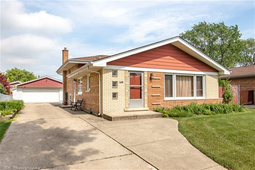 10731 Leclaire, Oak Lawn, IL 60453