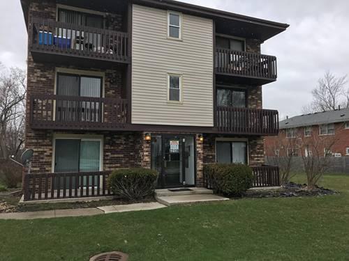 22138 Ridgeway Unit 1S, Richton Park, IL 60471