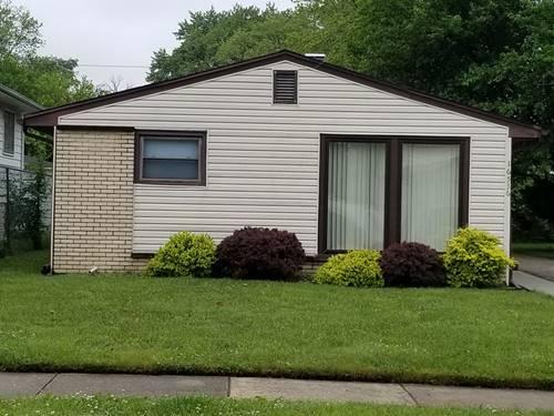 16536 Wolcott, Markham, IL 60428