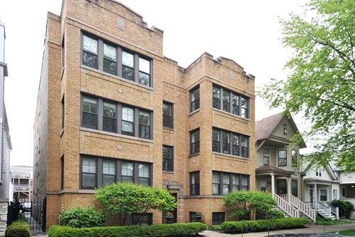 3933 N Marshfield Unit 2S, Chicago, IL 60613