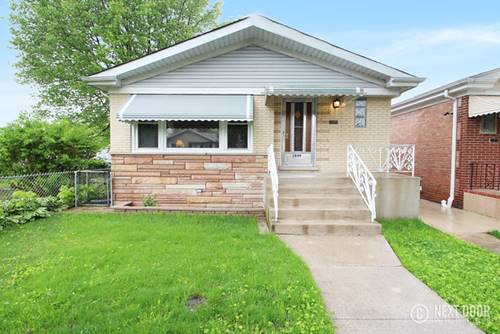 3849 N Odell, Chicago, IL 60634