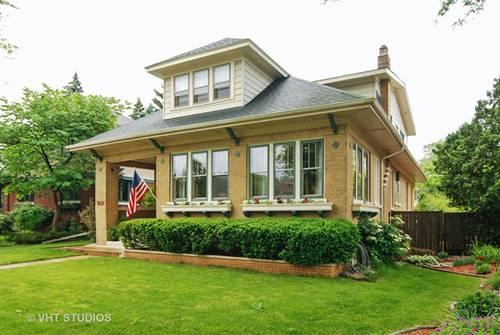 837 N Kenilworth, Oak Park, IL 60302